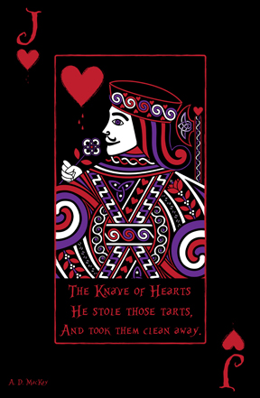 celtic queen of hearts part II the knave of hearts
