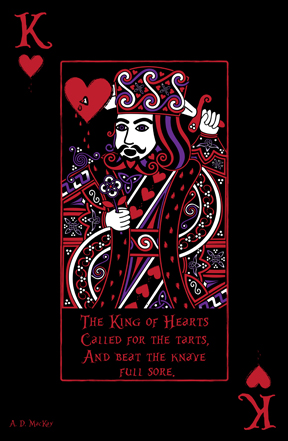 celtic queen of hearts part II the king of hearts