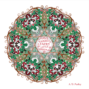 have yourself a faery little christmas